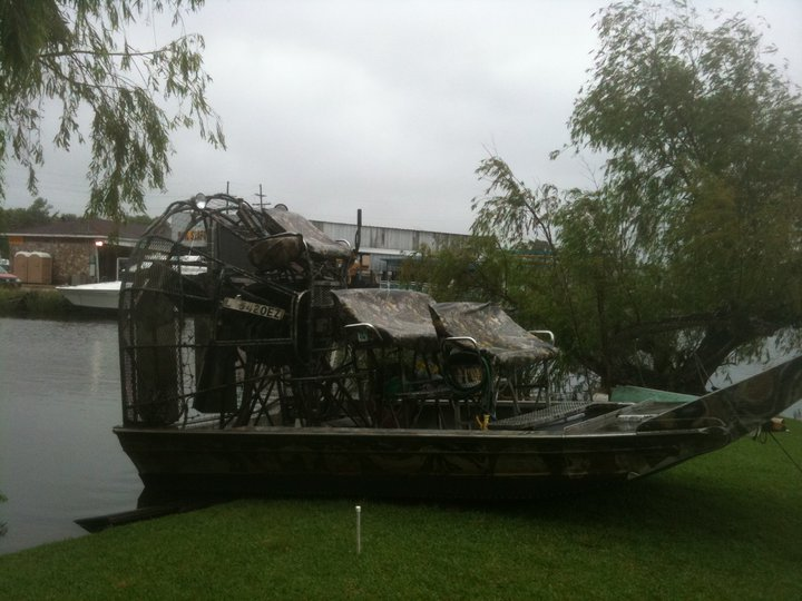 Boats For Hire | Air Boat Tours